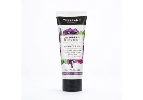 Tisserand Hand Cream - Lavender and White Mint