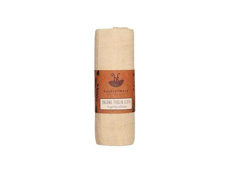 Herbfarmacy Organic Muslin Cloth