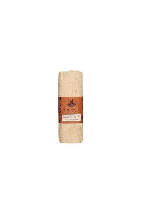 Herbfarmacy Organic Muslin Cloth