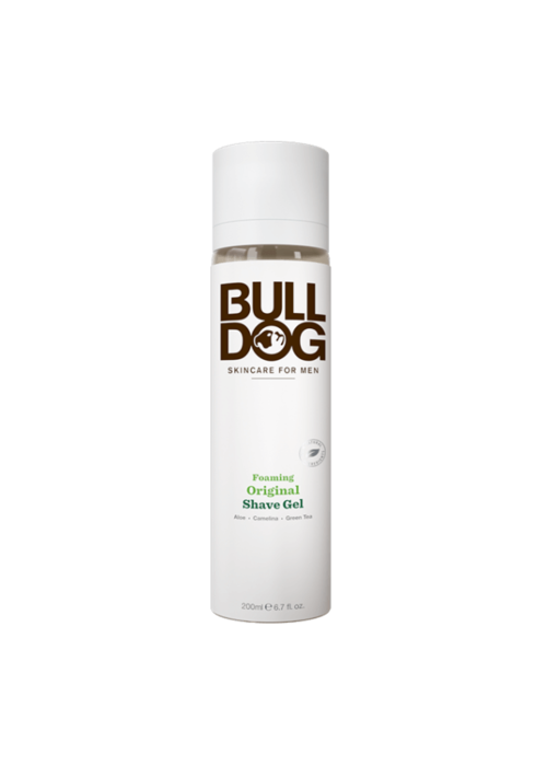 Bulldog Foaming Shave Gel