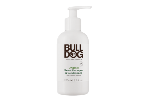 Bulldog Beard Shampoo and Conditioner: Original 200ml