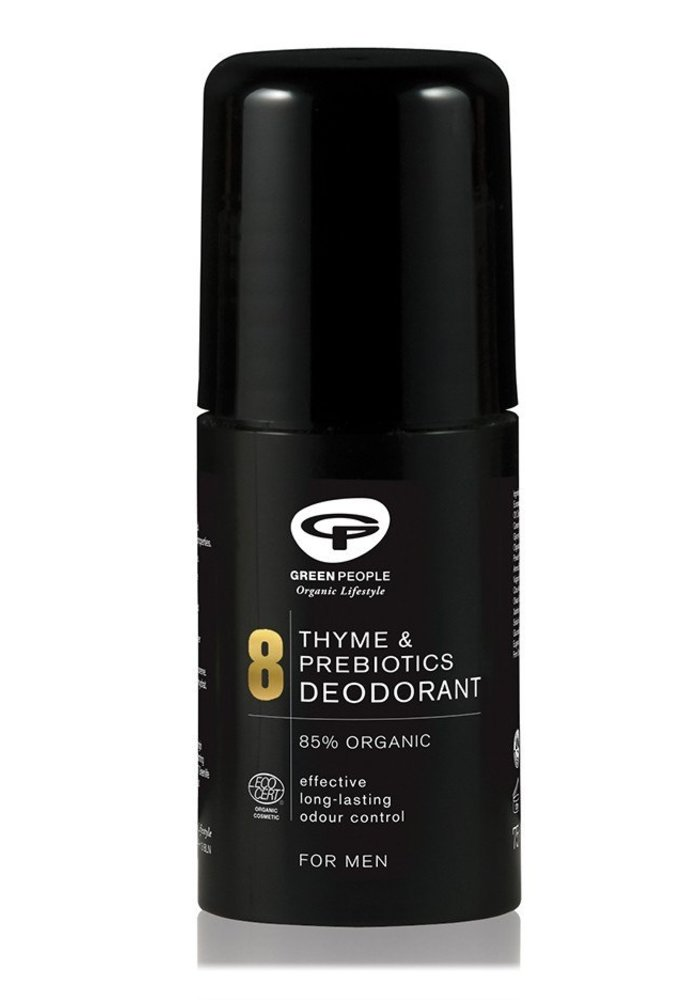 Deodorant - No. 8 Thyme and Prebiotics 75ml