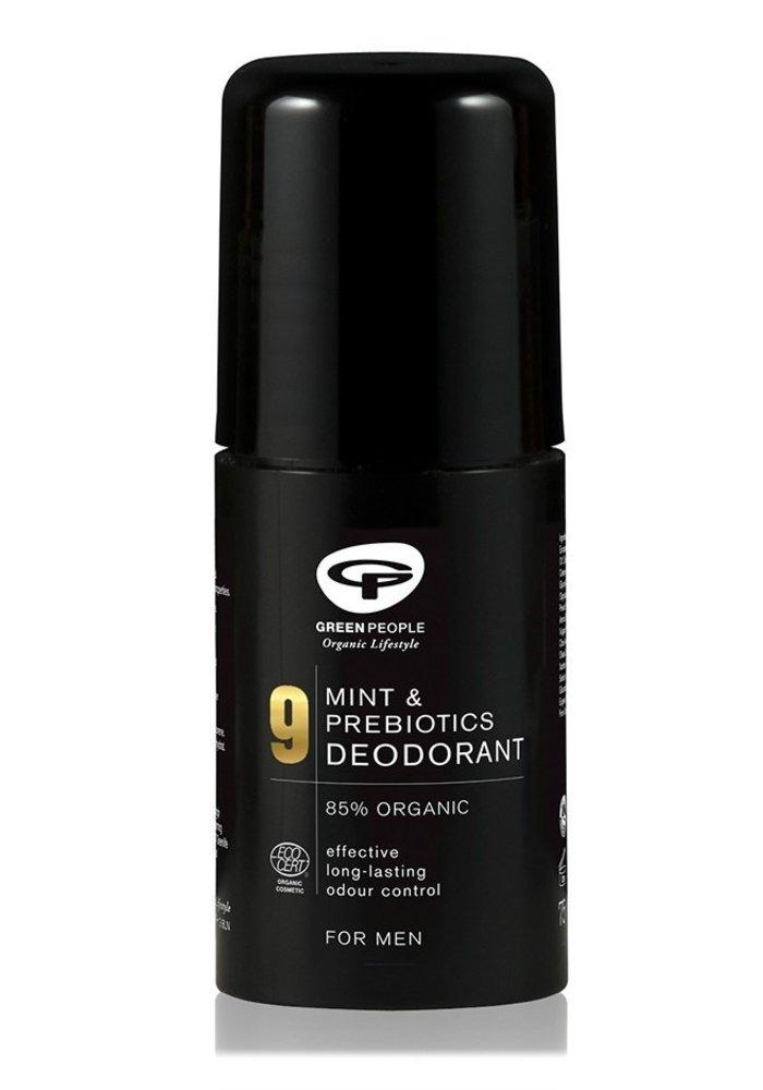 Deodorant - No. 9 Mint and Prebiotics 75ml