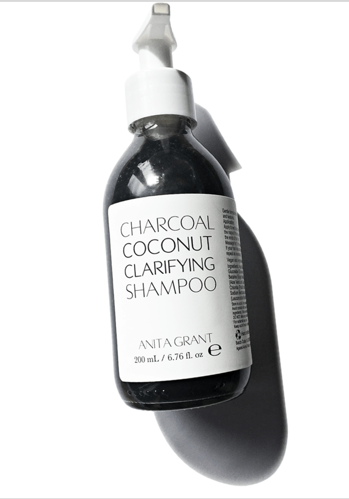 Charcoal Clarifying Shampoo 200ml