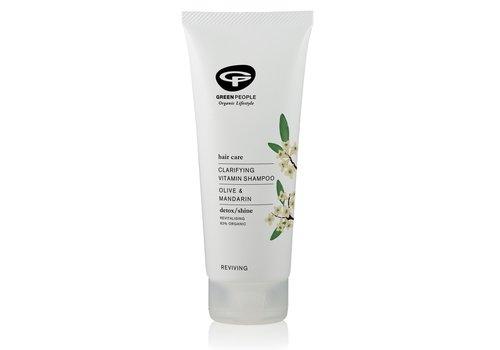 Green People Shampoo - Clarifying Vitamin 200ml