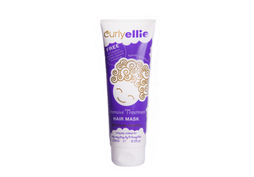 CurlyEllie Intensive Hair Mask 250ml