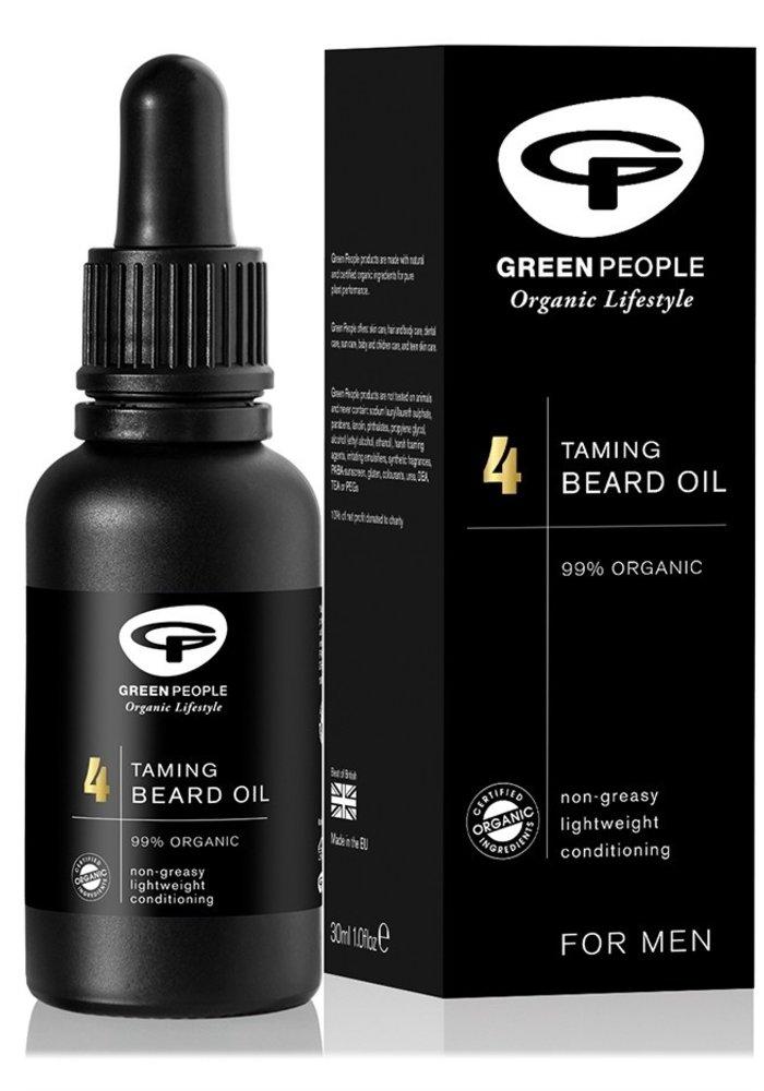 Men's No. 4 Beard Oil