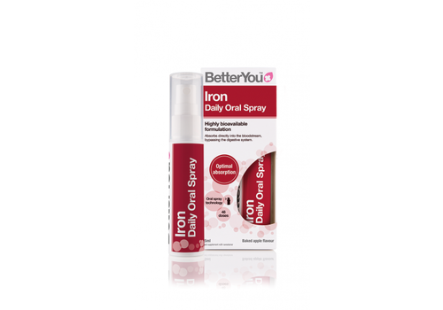 BetterYou Iron Oral Spray 25ml