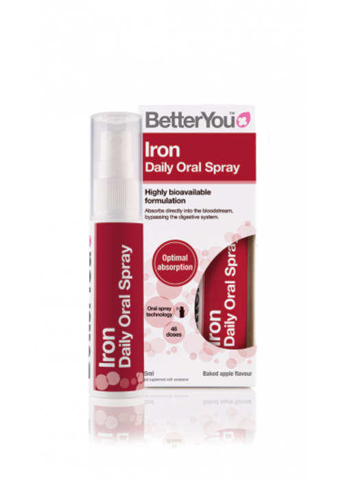BetterYou Iron Oral Spray 25ml