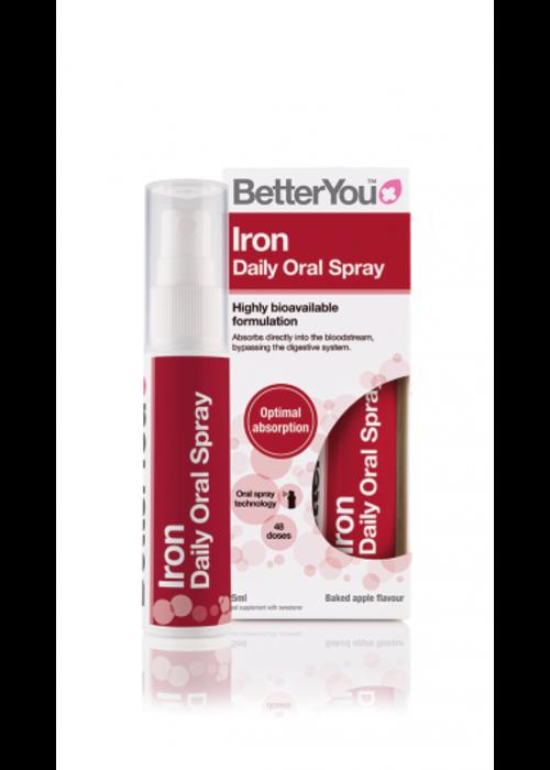 BetterYou Iron Oral Spray 5mg