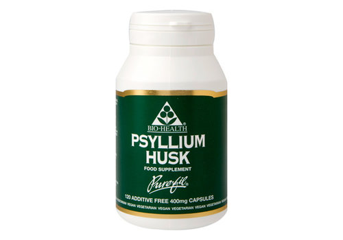 Bio-Health Psyllium Husk 400mg 120caps