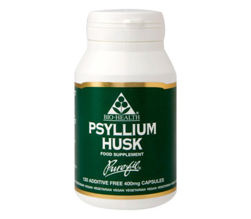 Psyllium Husk 400mg 120caps