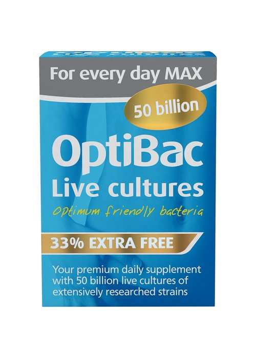 Optibac For Every Day Max 30 caps