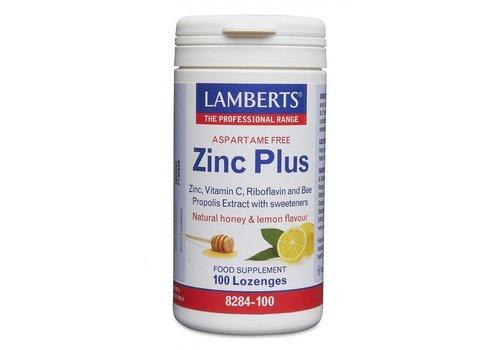 Lamberts Zinc Plus Lozenges 100 tab