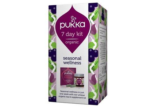 Pukka Seasonal Wellness Mini Kit
