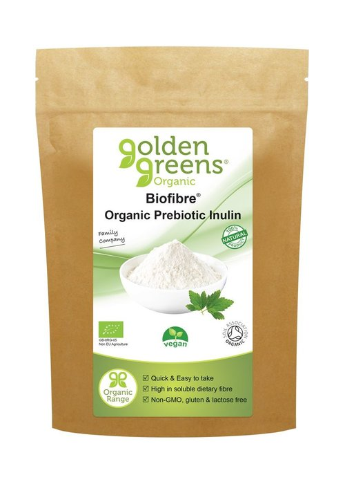 Golden Greens Organic Inulin Powder 250gm