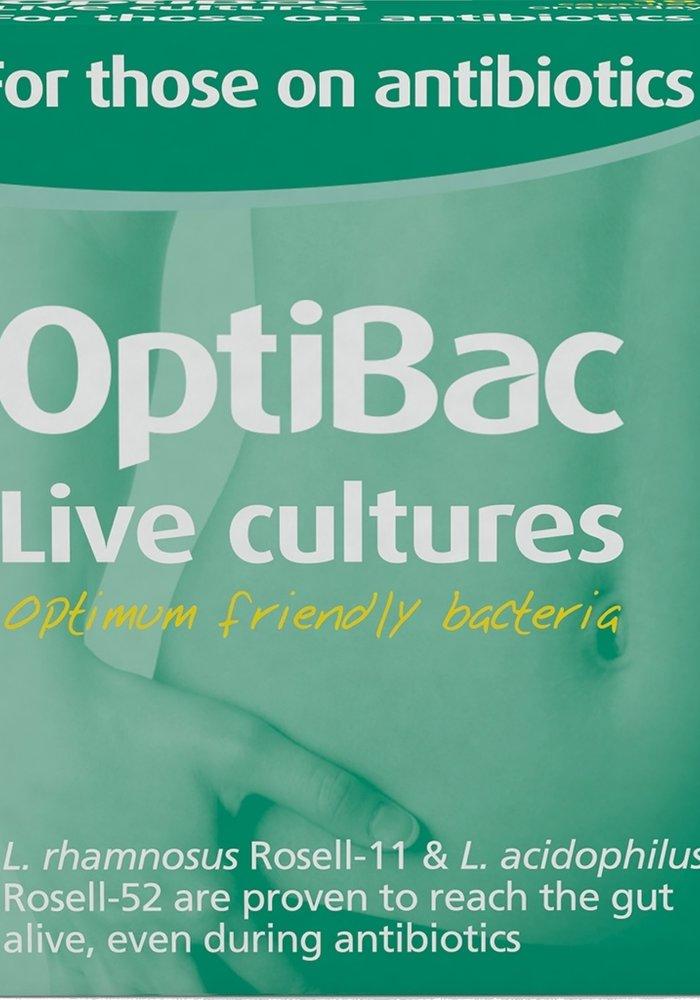 For Those on Antibiotics 10 caps