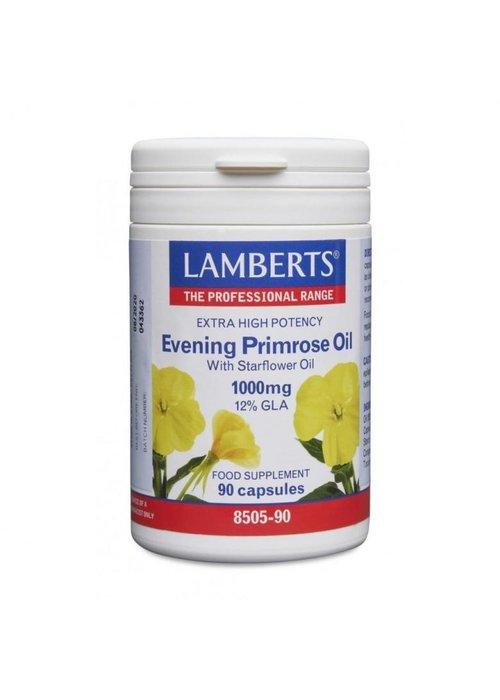 Lamberts Pure Evening Primrose Oil 1000mg 90 caps