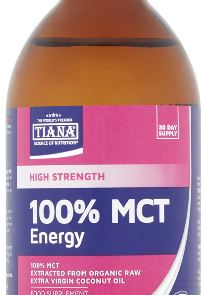 High Strength 100% MCT