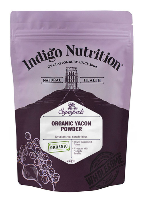 Indigo Herbs Organic Yacon Powder – 100g