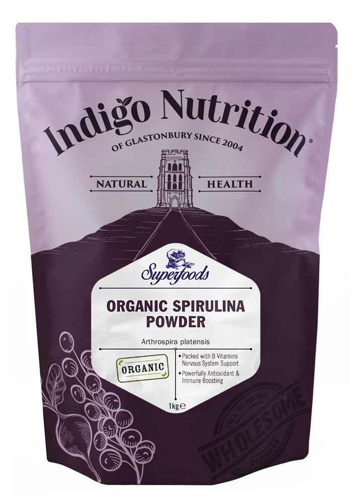 Organic Spirulina Powder – 200g