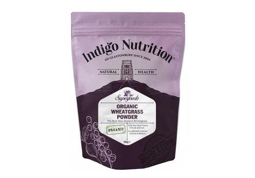 Indigo Herbs Organic Wheatgrass Powder (New Zealand) – 250g