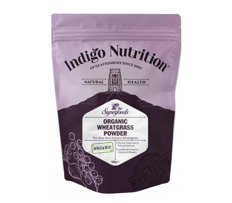 Organic Wheatgrass Powder (New Zealand) – 250g