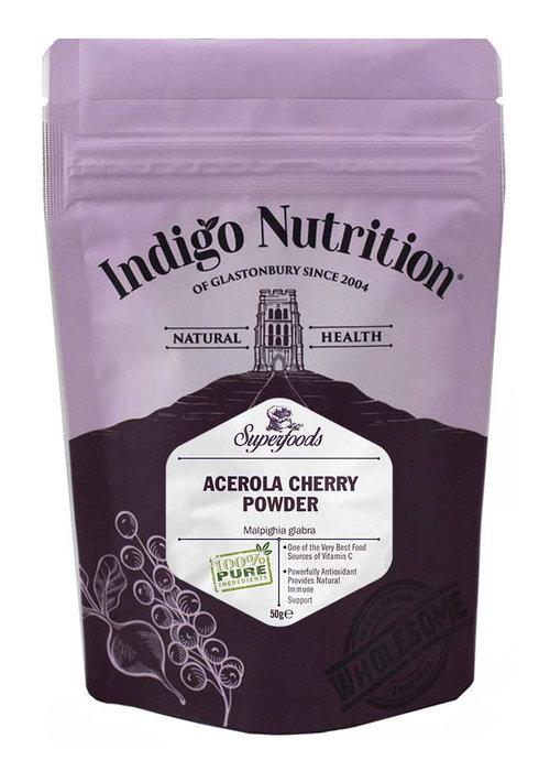 Indigo Herbs Acerola Cherry Powder – 50g