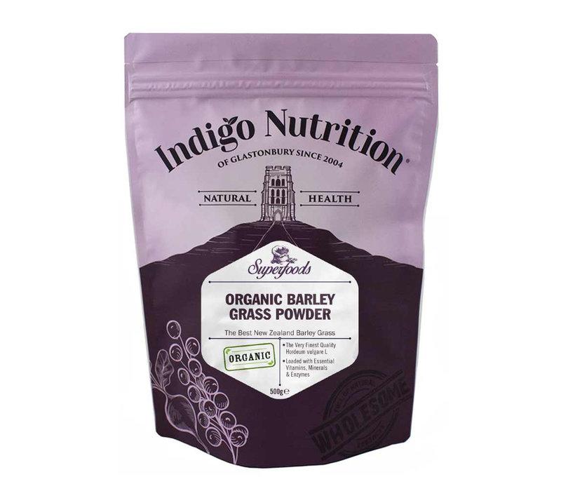 Organic Barley Grass Powder (New Zealand) – 100g