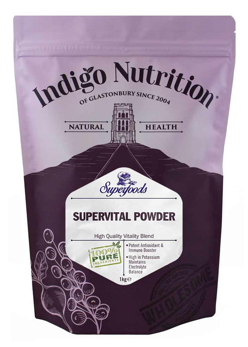 Indigo Herbs Super Vital Powder