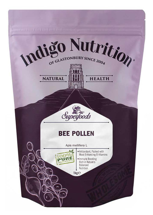 Indigo Herbs Bee Pollen Grains – 100g