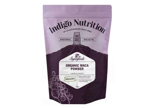 Indigo Herbs Organic Maca Powder – 500g