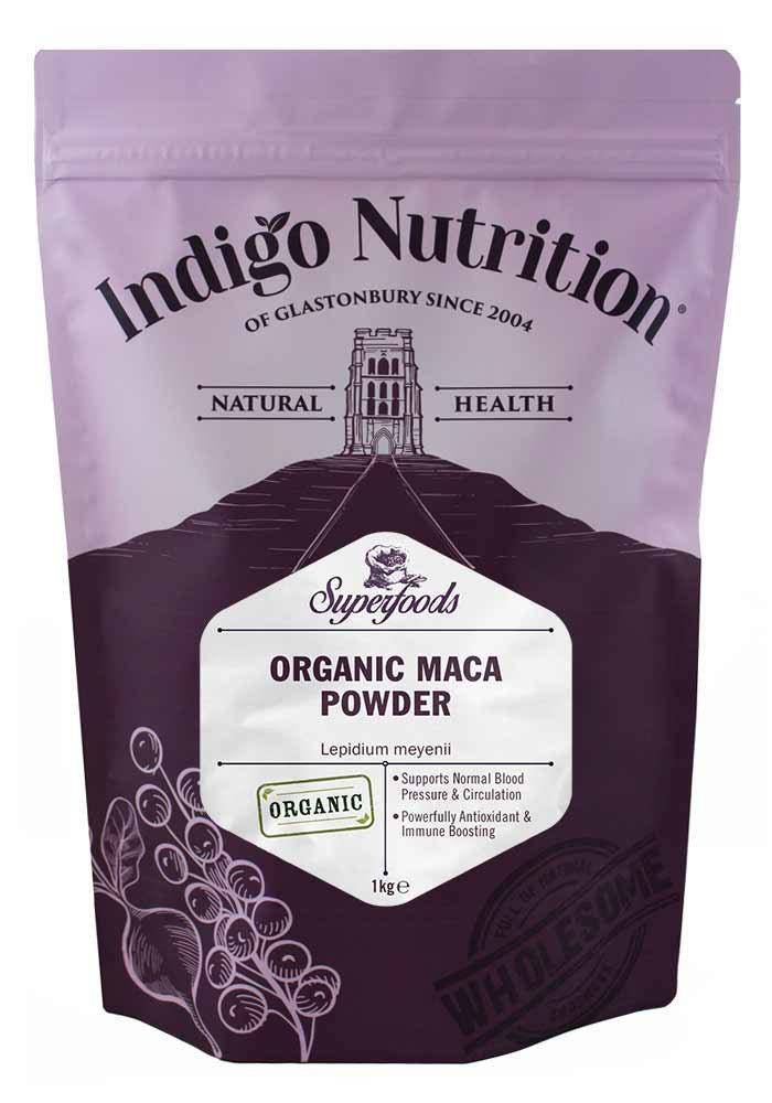 Organic Maca Powder – 500g