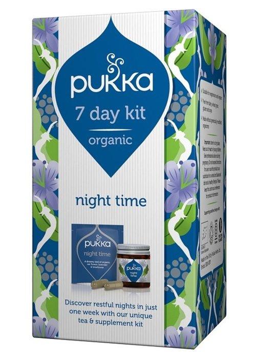 Pukka Night Time Mini Kit