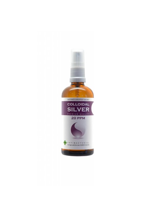 Nature's Greatest Secret Colloidal Silver Spray  100ml