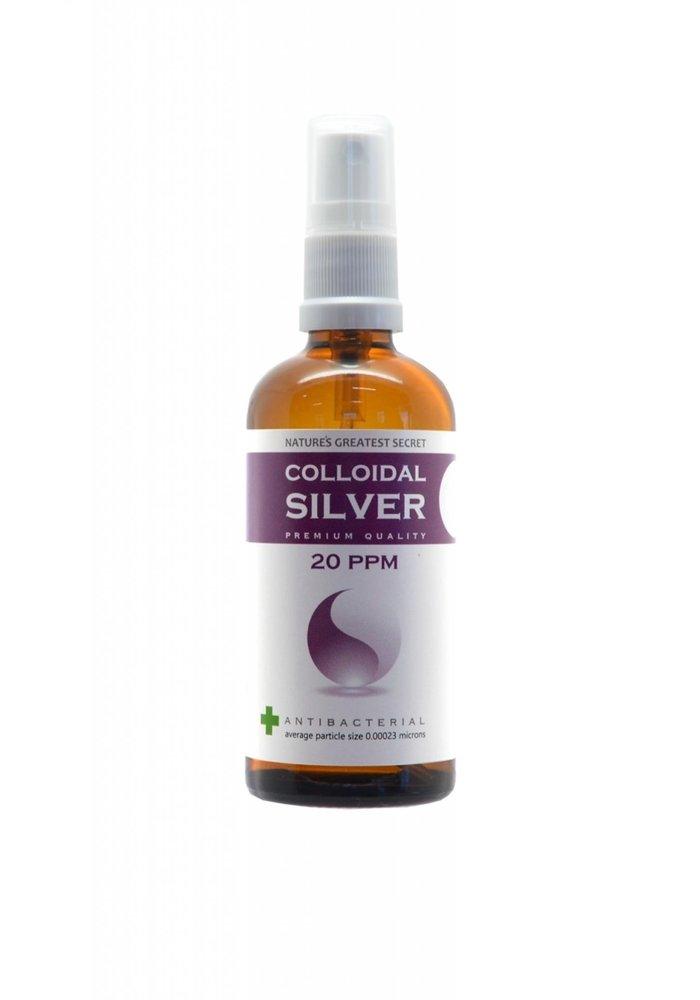 Colloidal Silver Spray  100ml