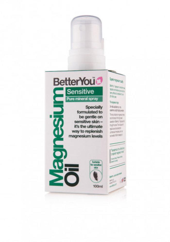 Magnesium Oil Spray: Sensitive 100ml