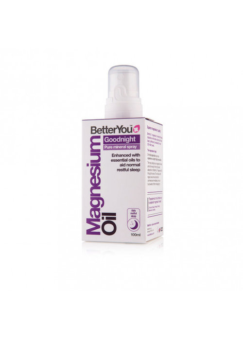 BetterYou Magnesium Oil Spray: Goodnight