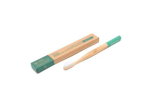 Georganics Bamboo Toothbrush: Medium