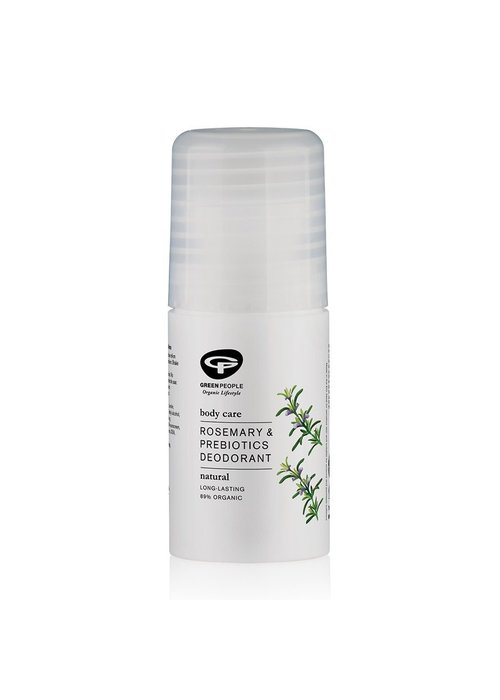 Green People Deodorant - Rosemary and Prebiotics 75ml