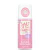Salt of the Earth Natural Deodorant Roll On - Pure Aura Vanilla