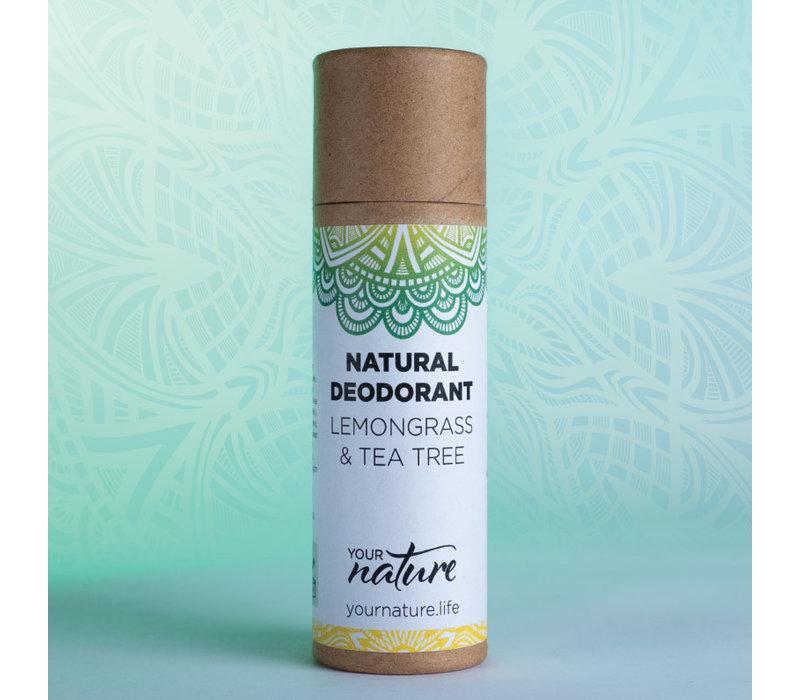 Natural Deodorant Balm