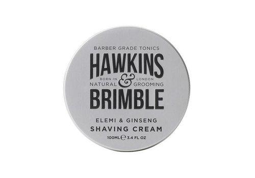 Hawkins & Brimble Shaving Cream - Elemi & Ginseng