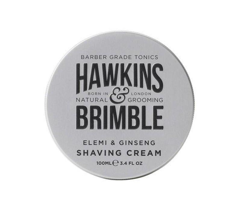 Shaving Cream - Elemi & Ginseng