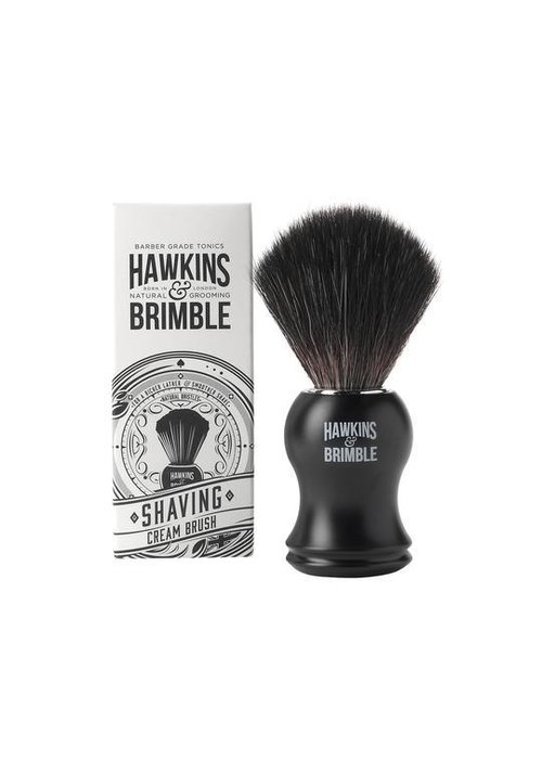 Hawkins & Brimble Shaving Cream Brush