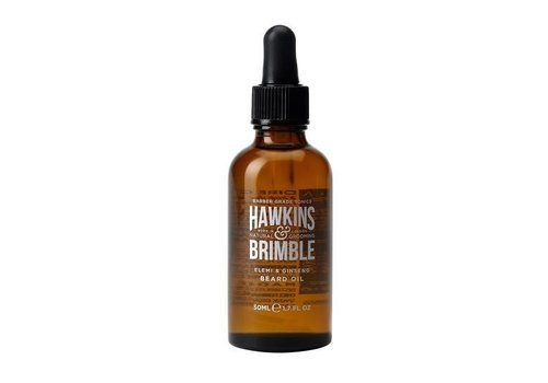 Hawkins & Brimble Beard Oil - Elemi & Ginseng