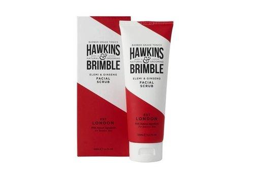 Hawkins & Brimble Pre-Shave Scrub - Elemi & Ginseng