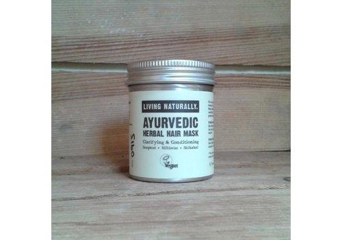 Living Naturally Ayurvedic Herbal Mask