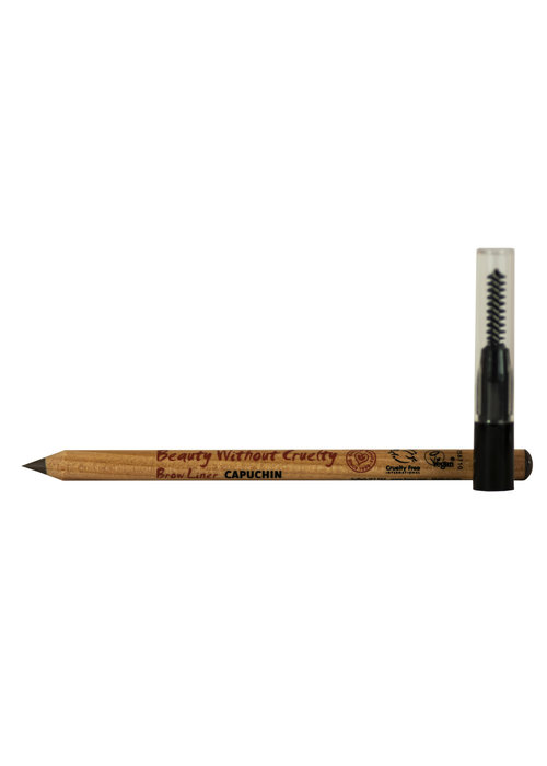Beauty Without Cruelty Eyebrow Pencil - Capuchin