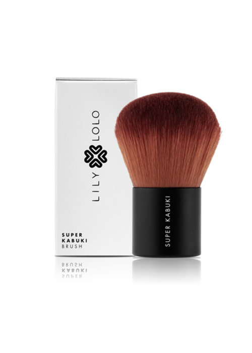 Lily Lolo Applicator - Super Kabuki Brush